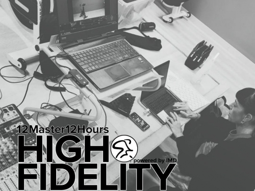 HIGH FIDELITY EVENT