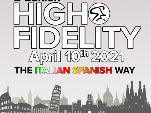 HIGH FIDELITY ITALIAN SPANISH WAY